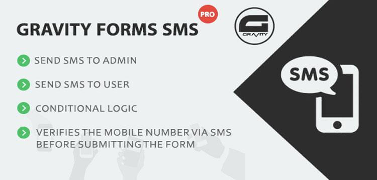 Item cover for download Gravity Forms SMS Pro