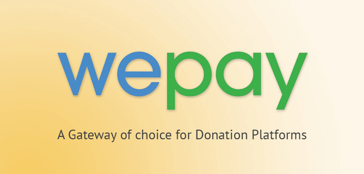 Item cover for download Give - WePay Gateway
