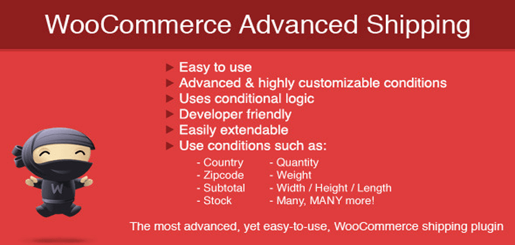 Item cover for download WooCommerce Advanced Shipping