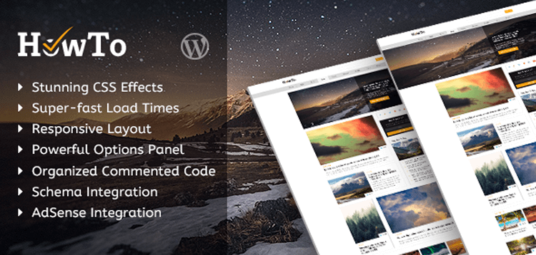 Item cover for download MyThemeShop HowTo WordPress Theme