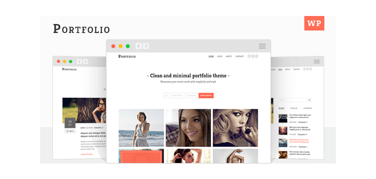 Item cover for download MyThemeShop Portfolio WordPress Theme