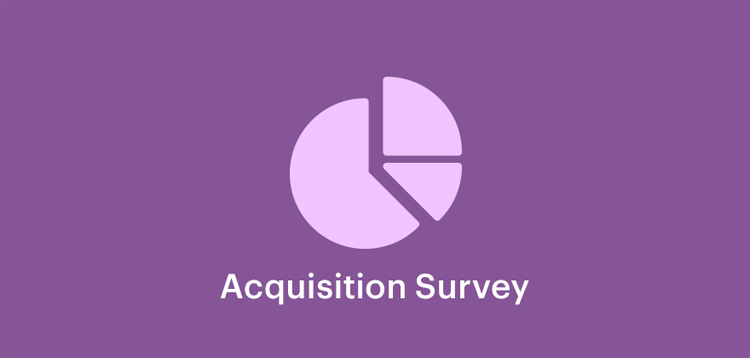 Item cover for download Easy Digital Downloads Acquisition Survey Addon