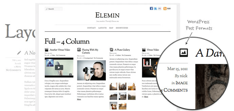 Item cover for download Themify Elemin WordPress Theme