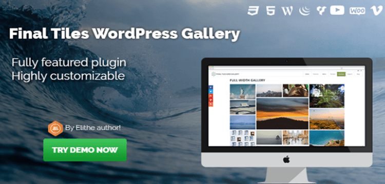 Item cover for download Final Tiles WordPress Gallery