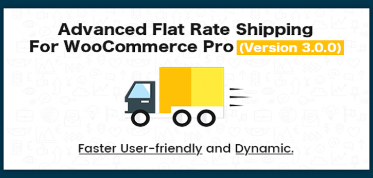 Item cover for download Advance Flat Rate Shipping Method For WooCommerce