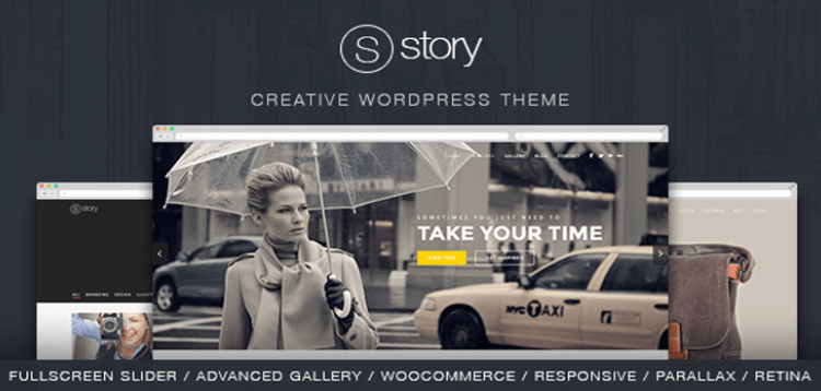 Item cover for download Story - Creative Responsive Multi-Purpose Theme