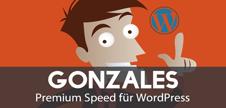 Item cover for download Gonzales – Speeding up WordPress with Gonzales plugin