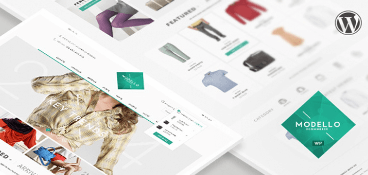 Item cover for download Modello- Responsive eCommerce WordPress Theme