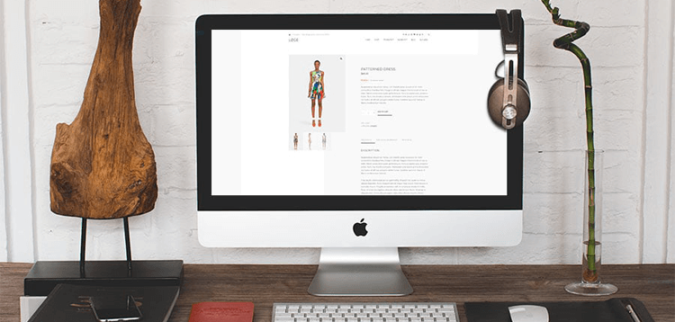 Item cover for download CSSIgniter Loge WordPress Theme