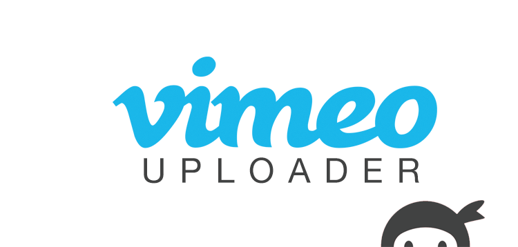 Item cover for download Ninja Forms - Vimeo Uploader