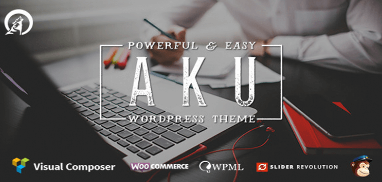 Item cover for download Aku - Powerful Responsive WordPress Theme