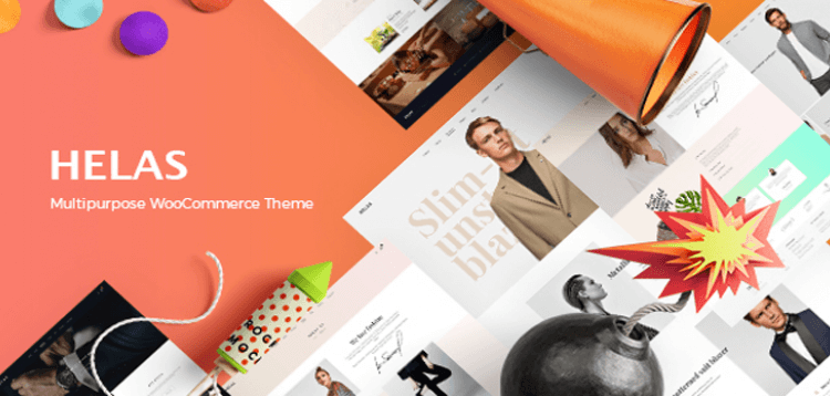 Item cover for download Helas - Multipurpose WooCommerce Theme