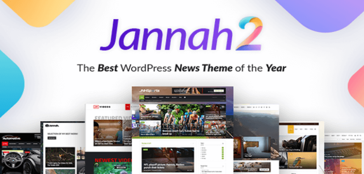 Item cover for download Jannah News - Newspaper Magazine News AMP BuddyPress