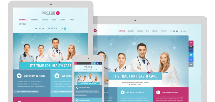 Item cover for download AIT - Doctor+ WordPress Theme