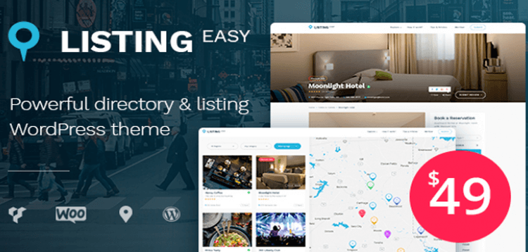 Item cover for download ListingEasy Directory WordPress Theme