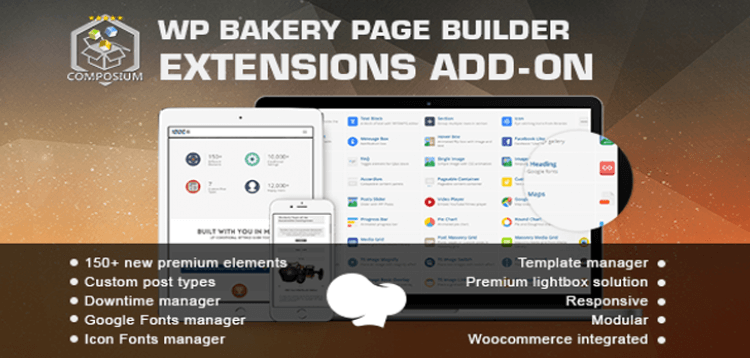 Item cover for download Composium - WP Bakery Page Builder Extensions Addon (formerly for Visual Composer)
