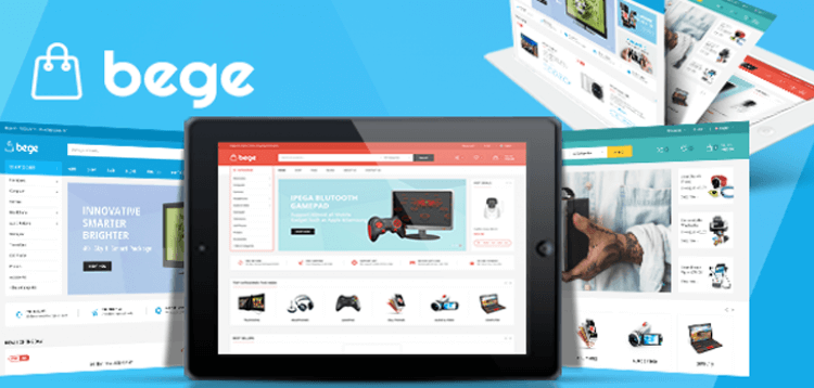 Item cover for download Bege - Responsive WooCommerce WordPress Theme