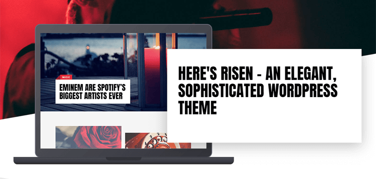 Item cover for download MyThemeShop - Risen - Aesthetically Pleasing  Performance-Oriented Theme