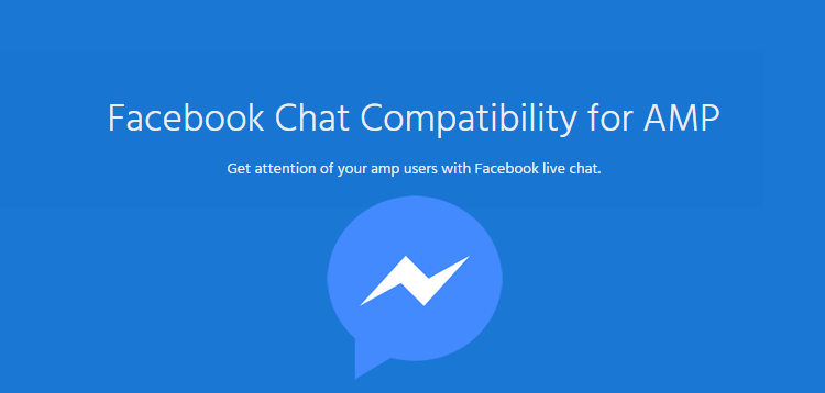Item cover for download AMPforWP - Facebook Chat Compatibility for AMP