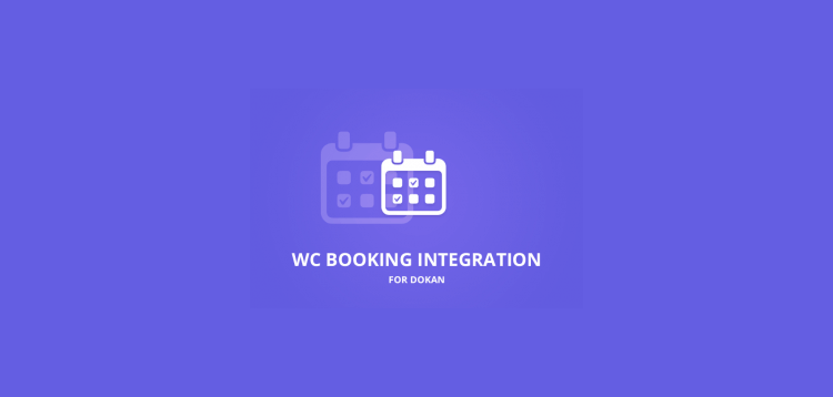 Item cover for download weDevs - Dokan WooCommerce Booking