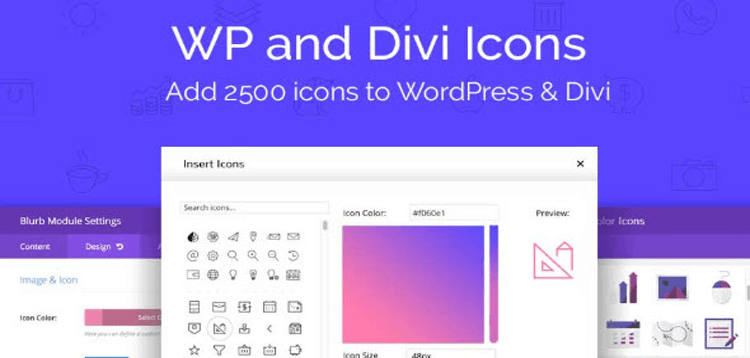 Item cover for download AGS - WP and Divi Icons