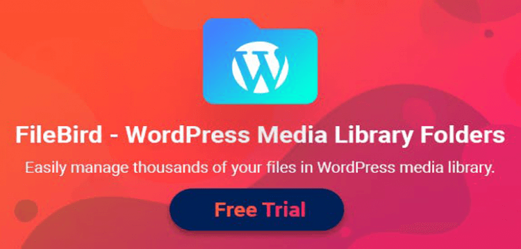 Item cover for download FileBird - WordPress Media Library Folders
