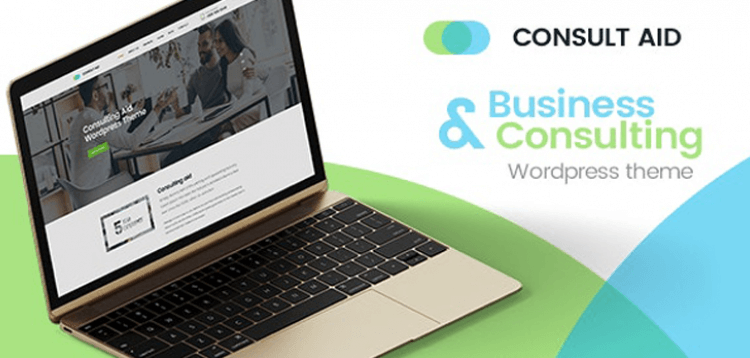 Item cover for download Consult Aid : Business Consulting And Finance WordPress Theme