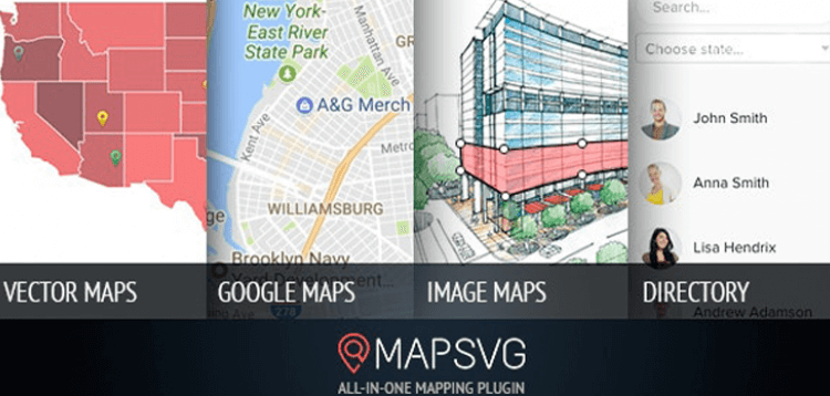 Item cover for download MapSVG: the last WordPress map plugin you'll ever need: Interactive Vector/Image/Google Maps
