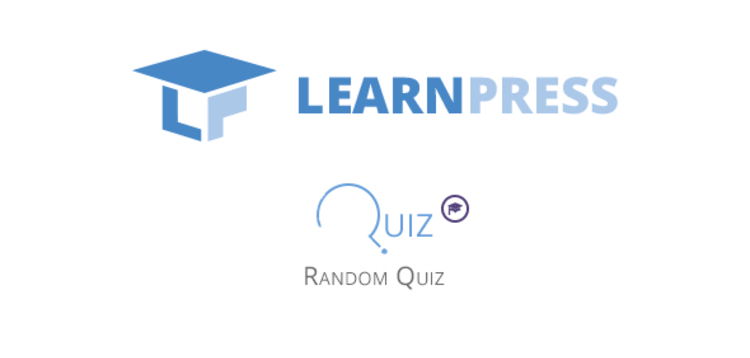 Item cover for download LEARNPRESS – RANDOM QUIZ ADD-ON