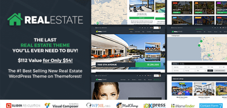 Item cover for download WP PRO REAL ESTATE 7 – RESPONSIVE REAL ESTATE WORDPRESS THEME