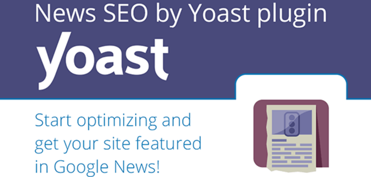 Item cover for download YOAST NEWS SEO FOR WORDPRESS PLUGIN