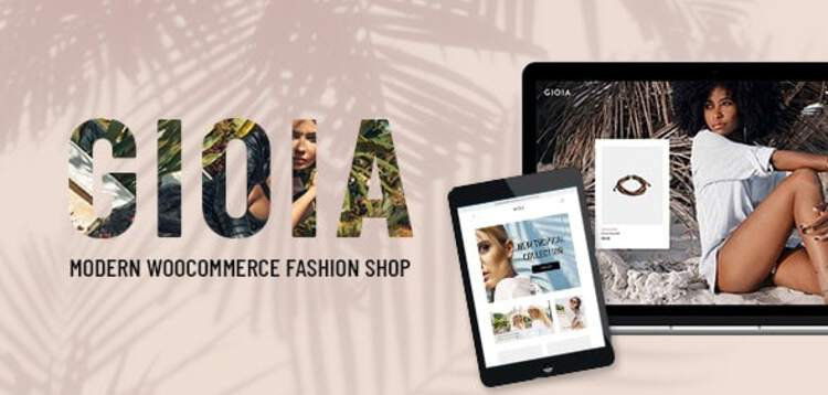 Item cover for download GIOIA - MODERN FASHION SHOP