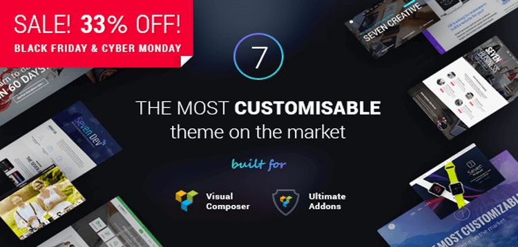 Item cover for download The7 - Responsive Multi-Purpose WordPress Theme