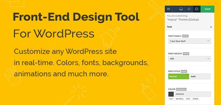 Item cover for download Yellow Pencil Visual CSS Style Editor