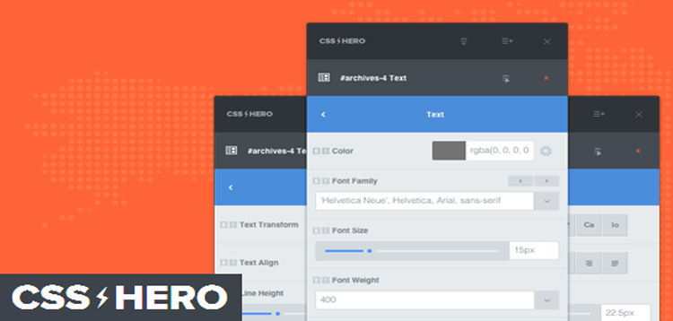 Item cover for download CSS Hero PRO