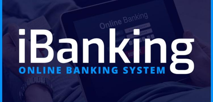 Item cover for download iBanking - Online Banking System