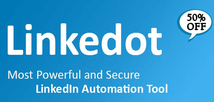 Item cover for download Linkedot - Linkedin Automation Tool