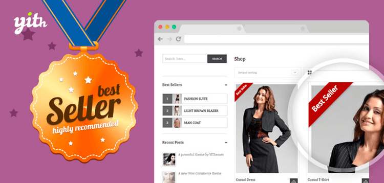 Item cover for download YITH WooCommerce Best Sellers Premium