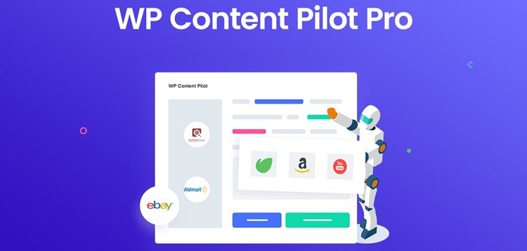 Item cover for download WP Content Pilot Pro