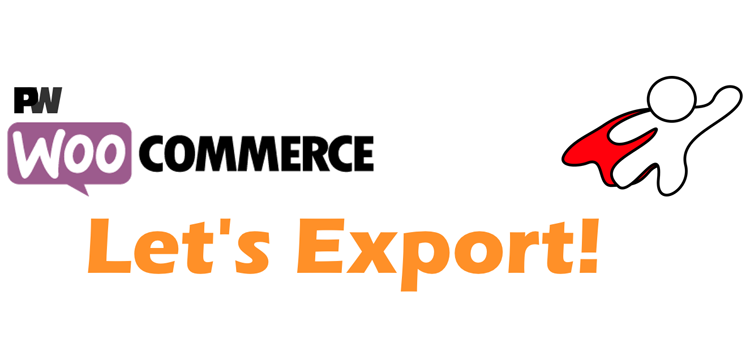 Item cover for download Pimwick WooCommerce Let's Export! Pro
