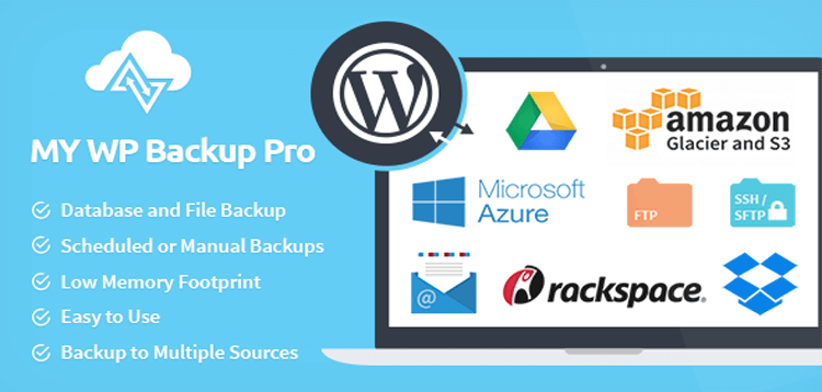 Item cover for download MyThemeShop My WP Backup Pro Plugin